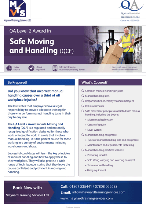 QA_Centre_Marketing_-_Safe_Moving_and_Handling_Flyer